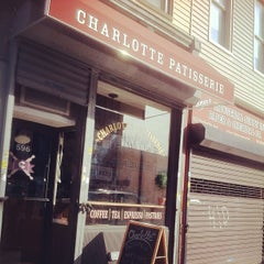 Photo taken at Charlotte Patisserie by Jeff S. on 11/19/2011