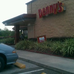 Photo taken at Denny's by jan h. on 9/4/2011