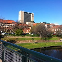 Photo taken at The University of Adelaide by Kate O. on 9/12/2011