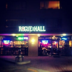 Photo taken at Rogue Hall by kristien d. on 8/23/2012