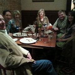 Photo taken at Mahogany Grill by Patti B. on 4/14/2012