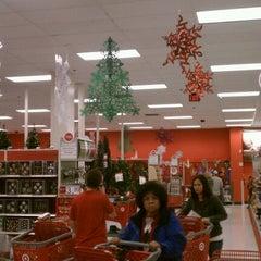 Photo taken at Target by TJ M. on 12/4/2011