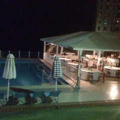 Photo taken at Radisson Hotel Iquique by Ximena S. on 10/8/2011