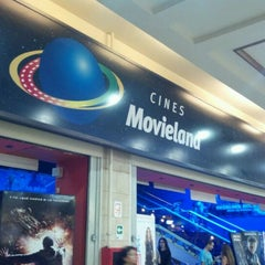 Photo taken at Cineplanet by Rodrigo b. on 2/21/2012
