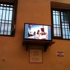 Photo taken at Ostello Santa Monaca by Wichard v. on 7/18/2011