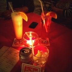 Photo taken at Bistro@Garden Beach Resort by Beau B. on 8/24/2012