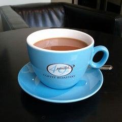 Photo taken at Espresso Cielo by Dan M. on 2/12/2012