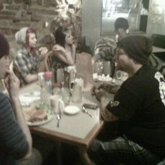 Photo taken at Marlin's Roadhouse Grill by Lara B. on 4/5/2011