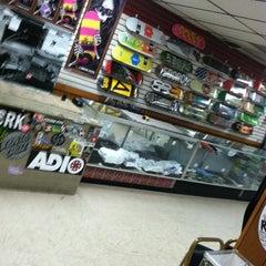 Photo taken at Cream City Skatepark by Nick B. on 6/14/2012