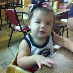 Photo taken at Keithsburg Cafe by Lauren M. on 9/3/2011