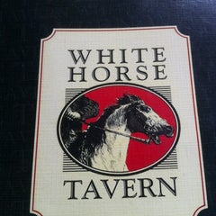 Photo taken at White Horse Tavern by LVRIII on 7/20/2012