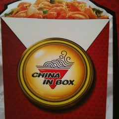 Photo taken at China in Box by Farid S. on 12/29/2010