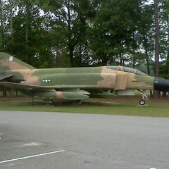 Photo taken at Mighty 8th Airforce Museum by James C. on 4/20/2012