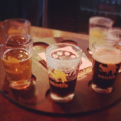 Photo taken at Venti's Cafe + Taphouse by Rachel N. on 5/24/2012