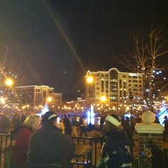 Photo taken at Newport News Marriott at City Center by Katie S. on 12/2/2011