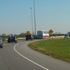 Photo taken at I-75 Highway by Genkins B. on 10/8/2011