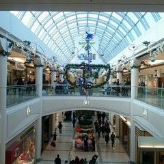 Photo taken at Metropolis at Metrotown by Naif D. on 12/20/2011