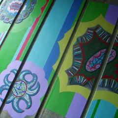 Photo taken at Crystal City Metro Station by Design Vibez on 8/17/2011