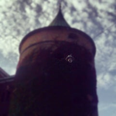 Photo taken at Pulvertornis | Powder Tower | Пороховая башня by Aleksandrs A. on 9/11/2012