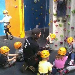 Photo taken at Big Rock Climbing Centre by Yukon164 on 11/12/2011