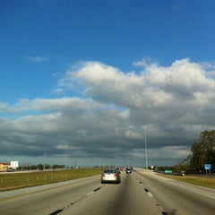 Photo taken at I-4 by Stephanie K. on 12/26/2011