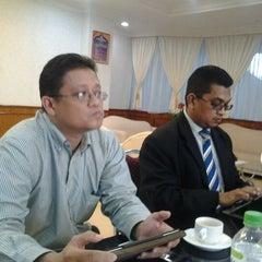 Photo taken at Pejabat Ketua Menteri Melaka by Zamiel Zukie on 4/24/2012