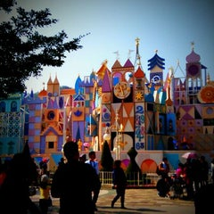 Photo taken at It's a Small World 小小世界 by Jedi Z. on 1/28/2012