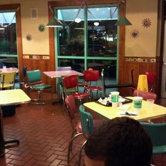 Photo taken at Taco Cabana by Stephen d. on 10/8/2011