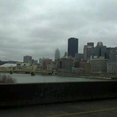Photo taken at Pittsburgh, PA by allison b. on 12/31/2011