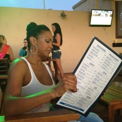 Photo taken at Beach House Grill and Bar by Sherita S. on 6/9/2012