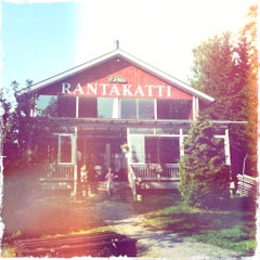 Photo taken at Rantakatti by Lauri H. on 7/23/2011