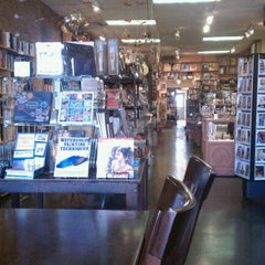 Photo taken at Poor Richard's Bookstore by David R. on 6/29/2011