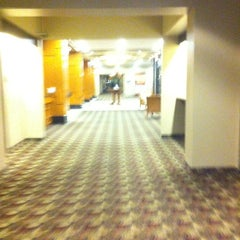 Photo taken at Chicago South Loop Hotel by Eric S. on 3/11/2012