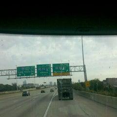Photo taken at Stevenson Expressway (I-55) by J.R. H. on 9/29/2011