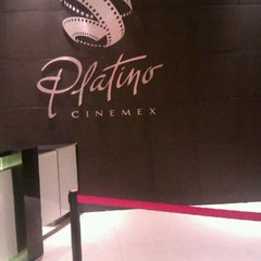 Photo taken at Cinemex by Jeronimo T. on 3/1/2012