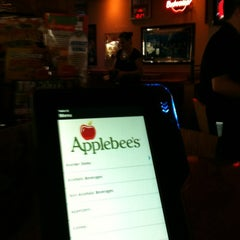 Photo taken at Applebee's by Ally R. on 1/27/2012