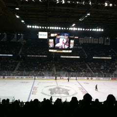 Photo taken at Chicago Wolves Game by Ashley W. on 3/25/2012