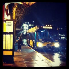 Photo taken at Northgate Transit Center by Will G. on 4/26/2012