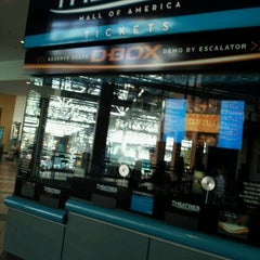 Photo taken at Theatres at Mall of America by Dr Jon W. on 10/9/2011