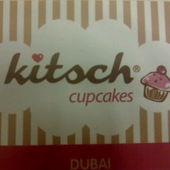 Photo taken at Kitsch cupcakes by Diana T. on 10/14/2011