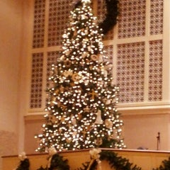 Photo taken at Bluff Park United Methodist Church by Kimberly T. on 12/2/2011