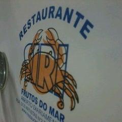 Photo taken at Restaurante Siri by Bruno R. on 3/27/2012