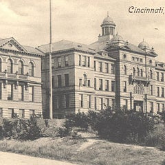 Photo taken at University of Cincinnati by Cincinnati History Photos on 8/4/2011