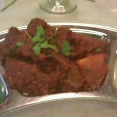 Photo taken at Swagatam Nepalese Cuisine by Juha A. on 10/30/2011