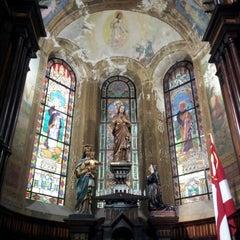 Photo taken at Paróquia Nossa Senhora da Consolação by Alex F. on 8/6/2012