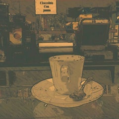 Photo taken at Snack Bar Cupido Venezia by Incauto E. on 10/6/2011
