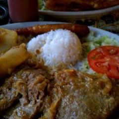 Photo taken at Los Recuerdos Restaurante & Taberna by Sonny H. on 8/5/2012