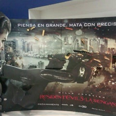 Photo taken at Cinépolis by Alex Z. on 6/28/2012