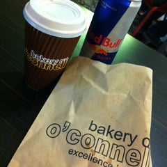 Photo taken at Bakery on O'Connell by Adam T. on 2/11/2012