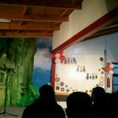 Photo taken at Saint Thomas College by Enrique on 6/18/2012